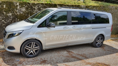 MERCEDES BENZ VITO W447 119BLUETEC